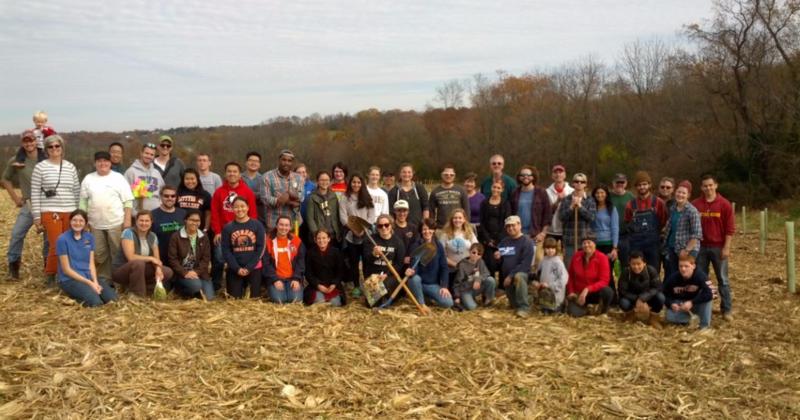 Group Planting photo